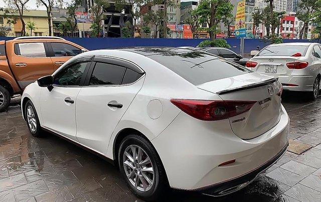 Bán xe Mazda 3 sản xuất năm 2016, màu trắng0