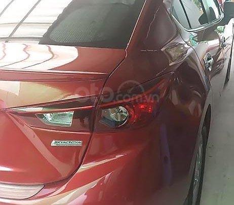 Bán ô tô Mazda 3 AT năm 2017, màu đỏ1