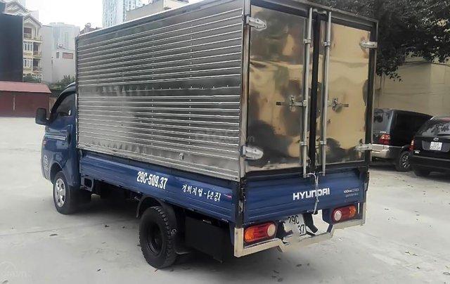 Bán Hyundai Porter đời 2015, màu xanh lam, nhập khẩu 0