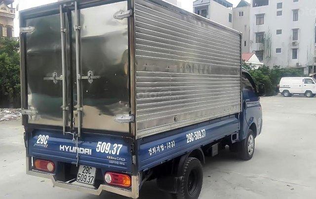 Bán Hyundai Porter đời 2015, màu xanh lam, nhập khẩu 1