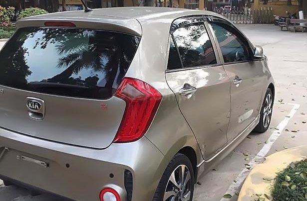 Cần bán xe Kia Morning Si AT năm sản xuất 2016, màu xám, giá chỉ 358 triệu1