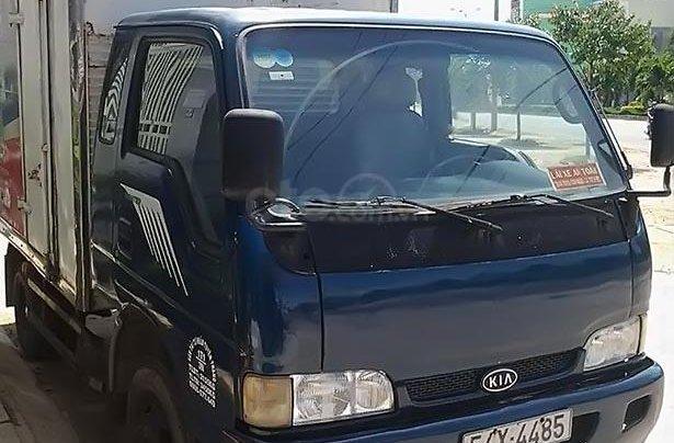 Bán gấp Kia K3000S đời 2002, màu xanh lam, xe nhập 0