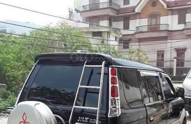 Bán Mitsubishi Jolie SS năm 2005, màu đen, xe gia đình 0