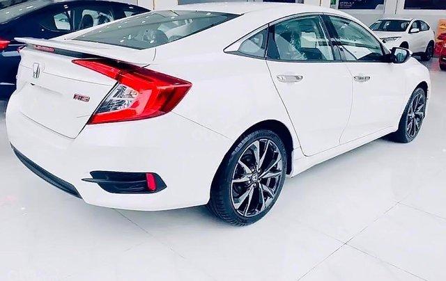 Bán xe Honda Civic RS đời 2019, màu trắng, xe nhập  0