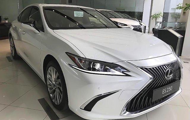 Bán ô tô Lexus ES 250 đời 2019, màu trắng, nhập khẩu4