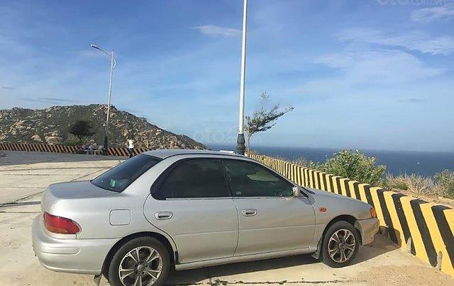 Bán Subaru Impreza 2.0 MT AWD sản xuất 1996, màu bạc, xe nhập 0