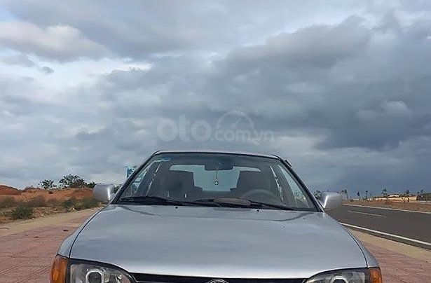 Bán Subaru Impreza 2.0 MT AWD sản xuất 1996, màu bạc, xe nhập 2