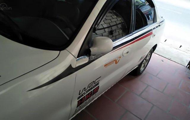 Bán gấp Daewoo Lanos 1.5 MT đời 2003, màu trắng, xe nhập3