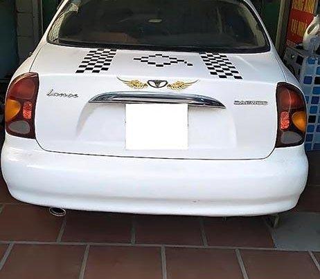 Bán gấp Daewoo Lanos 1.5 MT đời 2003, màu trắng, xe nhập2