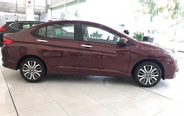 Bán xe Honda City 1.5AT 2019, màu đỏ, giá chỉ 559 triệu4