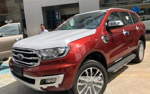 Cần bán xe Ford Everest đời 2018, nhập khẩu0