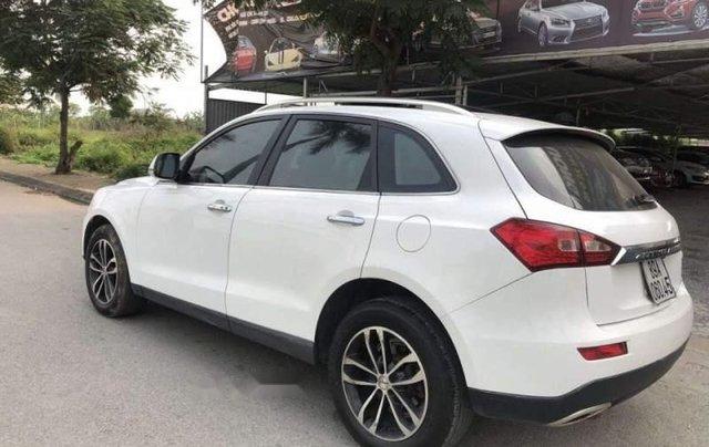 Bán Zotye T600 năm 2015, màu trắng, nhập khẩu  2
