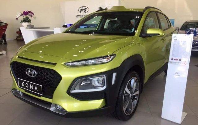 Cần bán xe Hyundai Kona sản xuất 2019, nhập khẩu