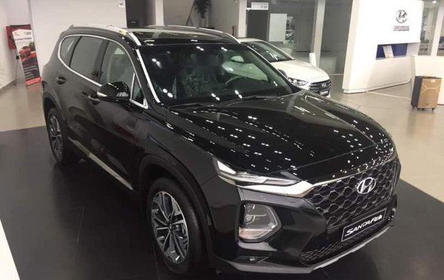 Bán ô tô Hyundai Santa Fe năm sản xuất 2019, hoàn toàn mới0