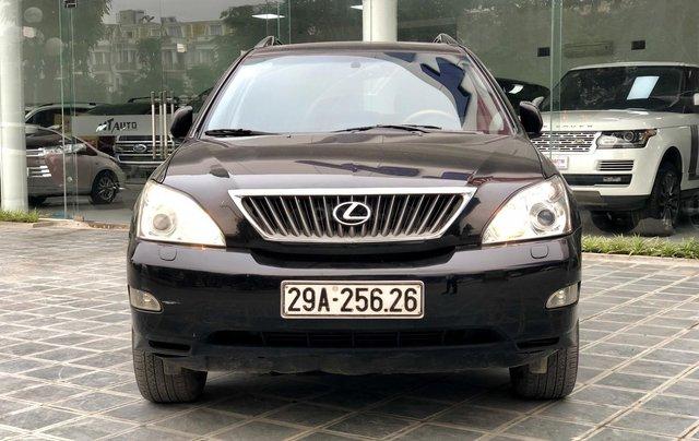 MT Auto bán Lexus RX 350 năm 2007, màu đen, xe nhập khẩu. LH em Hương 09453924681
