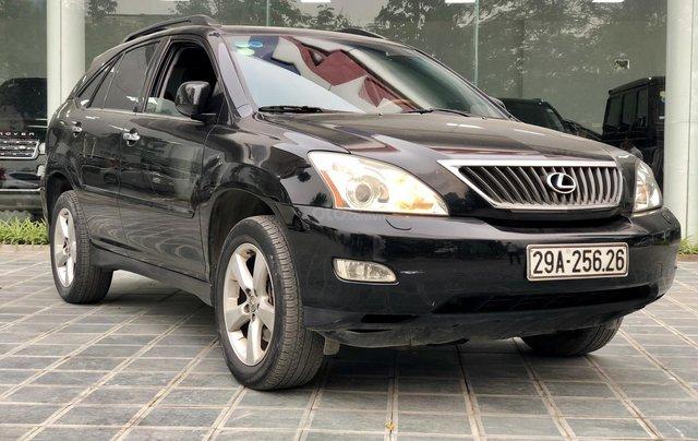 MT Auto bán Lexus RX 350 năm 2007, màu đen, xe nhập khẩu. LH em Hương 09453924682