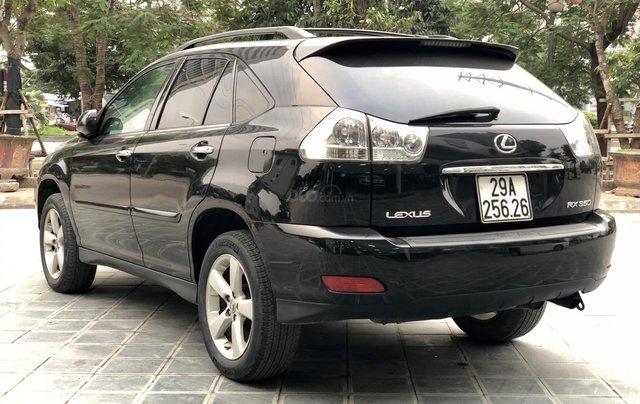MT Auto bán Lexus RX 350 năm 2007, màu đen, xe nhập khẩu. LH em Hương 09453924683