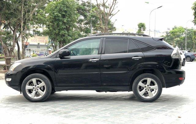 MT Auto bán Lexus RX 350 năm 2007, màu đen, xe nhập khẩu. LH em Hương 09453924686
