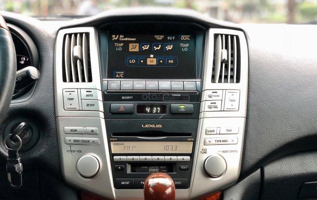 MT Auto bán Lexus RX 350 năm 2007, màu đen, xe nhập khẩu. LH em Hương 09453924687