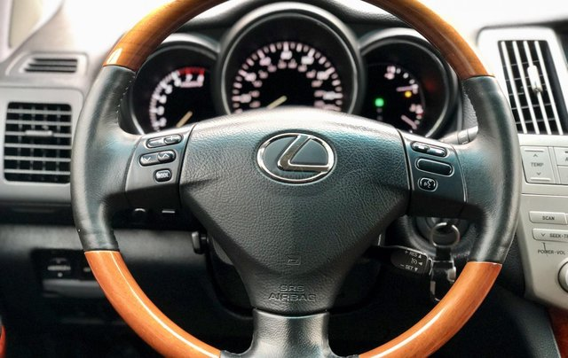 MT Auto bán Lexus RX 350 năm 2007, màu đen, xe nhập khẩu. LH em Hương 094539246810