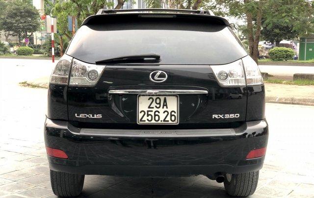 MT Auto bán Lexus RX 350 năm 2007, màu đen, xe nhập khẩu. LH em Hương 094539246811