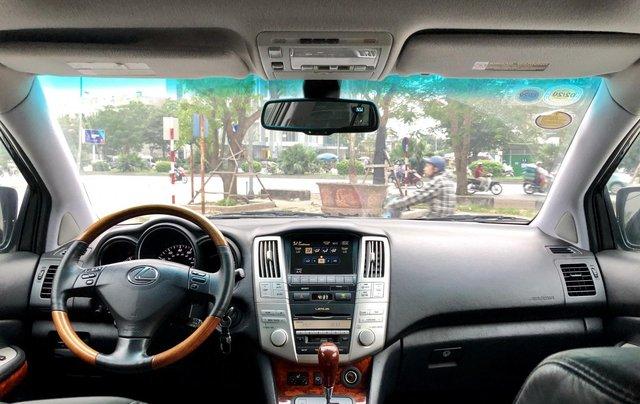 MT Auto bán Lexus RX 350 năm 2007, màu đen, xe nhập khẩu. LH em Hương 094539246812
