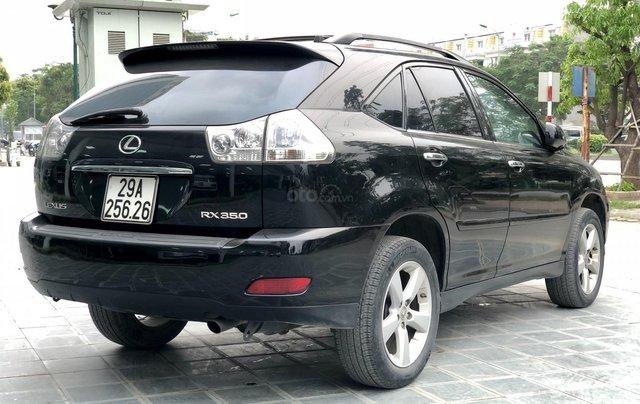 MT Auto bán Lexus RX 350 năm 2007, màu đen, xe nhập khẩu. LH em Hương 094539246816