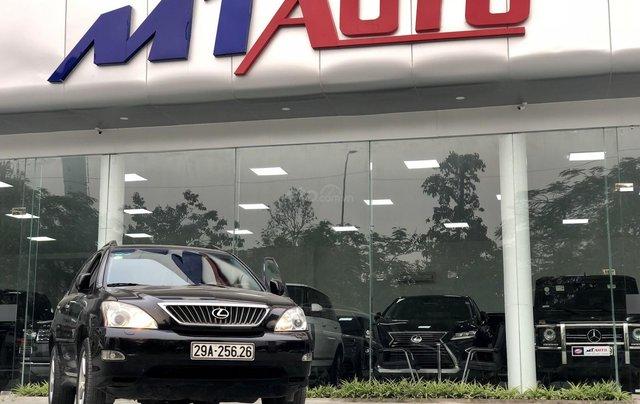 MT Auto bán Lexus RX 350 năm 2007, màu đen, xe nhập khẩu. LH em Hương 094539246818