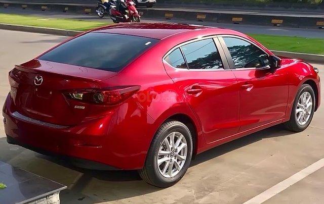 Bán Mazda 3 1.5 AT sản xuất năm 2019, màu đỏ, 639 triệu1