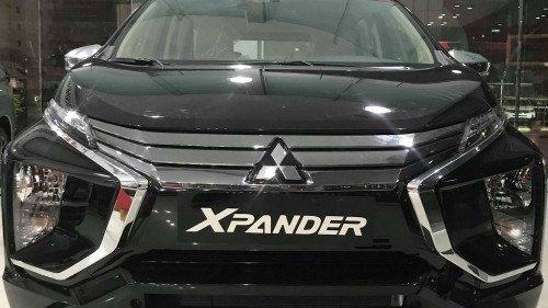 Bán xe Mitsubishi Xpander 1.5L AT đời 2019, màu đen, nhập khẩu0