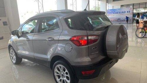Bán xe Ford EcoSport 1.5 MT sản xuất năm 2018, màu bạc4