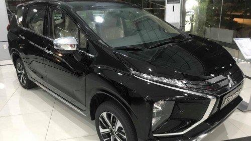 Bán xe Mitsubishi Xpander 1.5L AT đời 2019, màu đen, nhập khẩu2