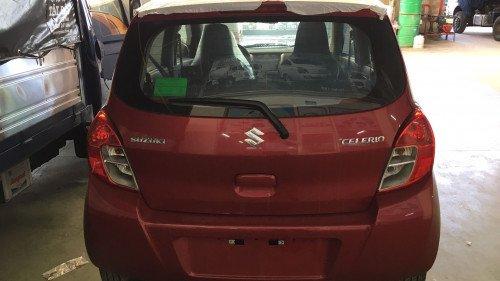 Bán xe Suzuki Celerio 1.0 AT đời 2019, màu đỏ, giá tốt1