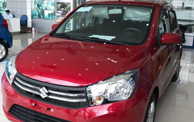 Suzuki Celerio 2019 nhập Thái giá đang cực tốt, nhiều KM0