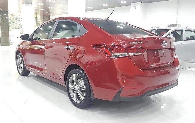 Bán xe Hyundai Accent 1.4 ATH 2019, màu đỏ, giá 539tr0