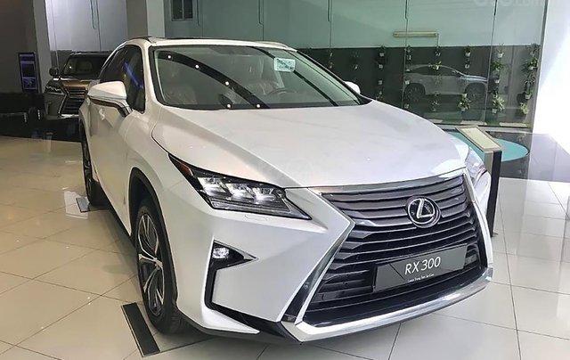 Bán xe Lexus RX 300 sản xuất năm 2019, màu trắng, nhập khẩu1