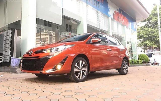 Bán Toyota Yaris 1.5G sản xuất 2019, xe nhập, 650 triệu1