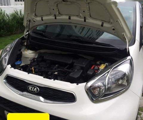 Cần bán xe Kia Morning đời 2017, màu trắng, xe nhập còn mới5