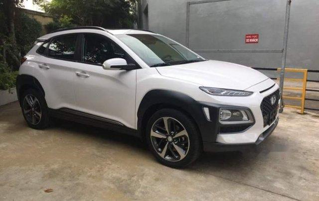 Bán Hyundai Kona AT đời 2019, xe nhập, xe giá thấp, còn mới, động cơ ổn định 0