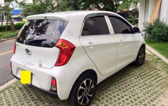 Cần bán xe Kia Morning đời 2017, màu trắng, xe nhập còn mới1