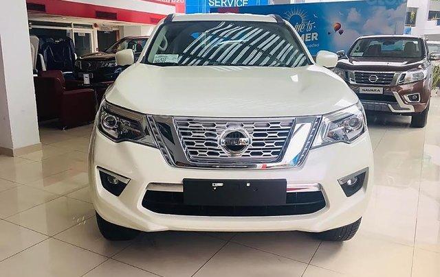 Bán xe Nissan Terra S 2.5 MT 2WD đời 2018, màu trắng, nhập khẩu0