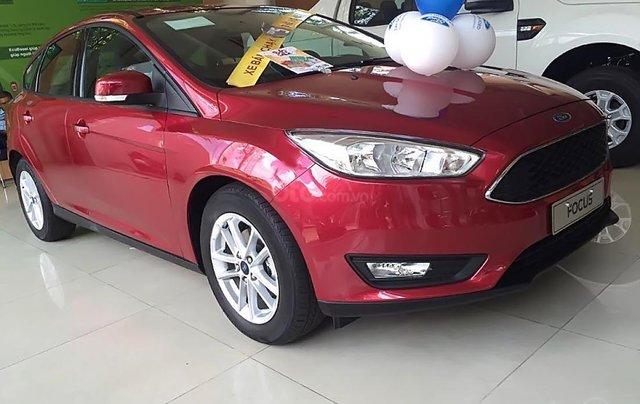Cần bán xe Ford Focus Trend 1.5L 2019, màu đỏ0