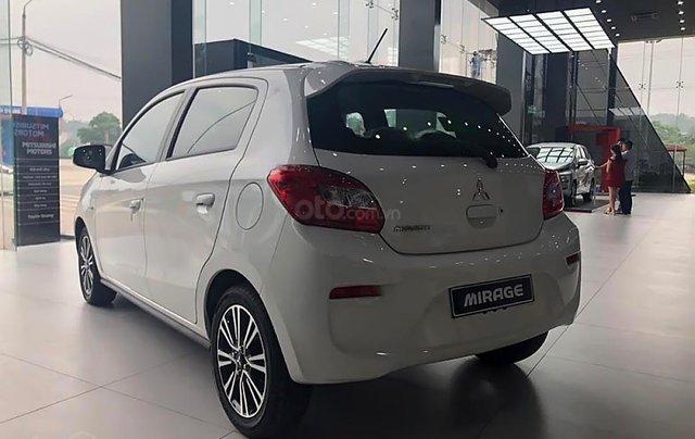 Bán Mitsubishi Mirage đời 2019, màu trắng, xe nhập, 451 triệu0