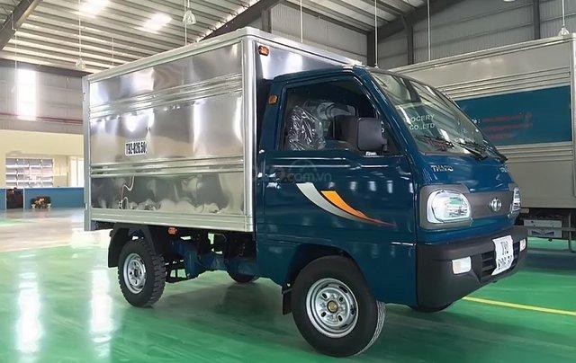 Bán Thaco TOWNER năm sản xuất 2019, màu xanh lam1