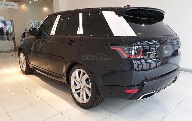 Bán ô tô LandRover Range Rover Sport HSE 2019, màu đen, mới 100%0