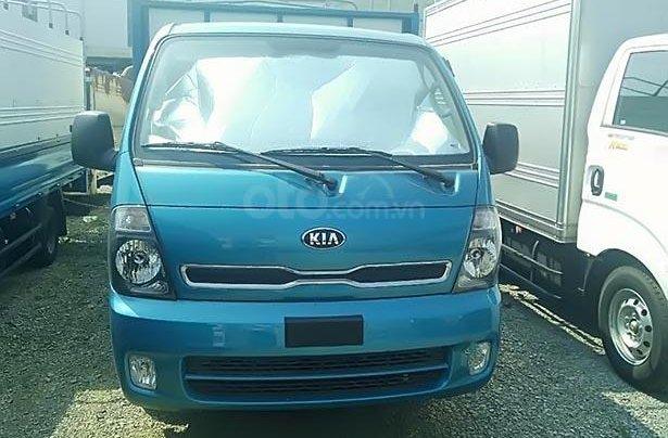 Bán xe tải Kia K200 Thaco 2019, số tay, máy dầu, màu xanh, nội thất màu ghi0