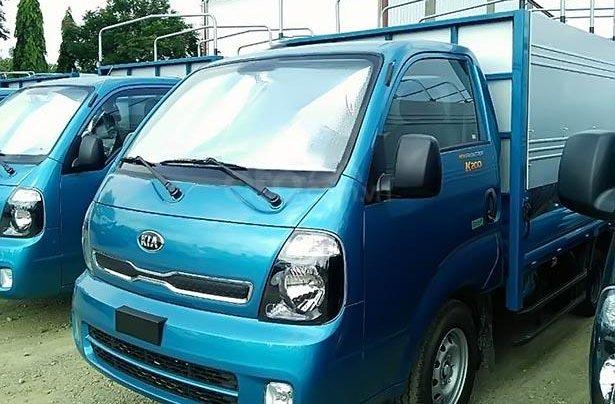 Bán xe tải Kia K200 Thaco 2019, số tay, máy dầu, màu xanh, nội thất màu ghi1