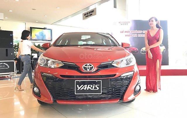 Bán Toyota Yaris mới 100% 2019 - Nhập khẩu Thái Lan0