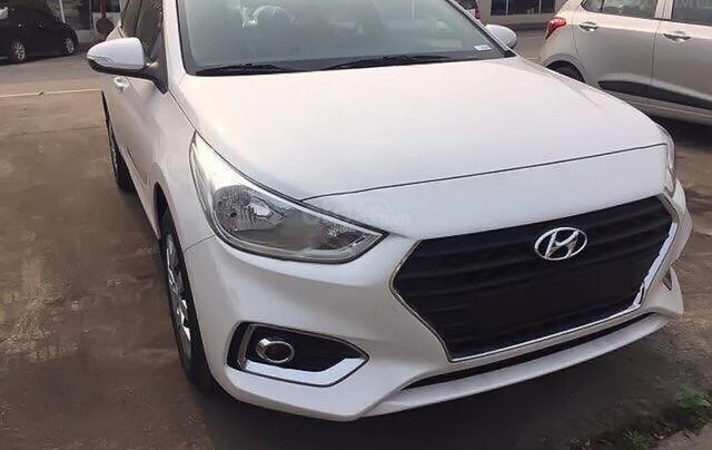 Bán Hyundai Aceent 2019 - Thiết kế trẻ trung, công nghệ hiện đại - Sedan, nội thất hiện đại0
