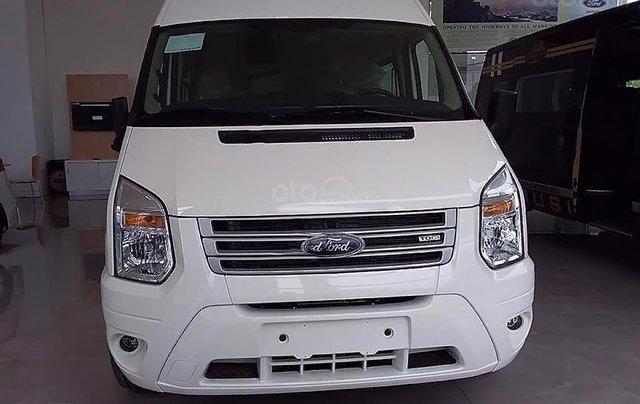Bán ô tô Ford Transit SVP năm sản xuất 2019, màu trắng, giá ưu đãi nhất miền Nam  1